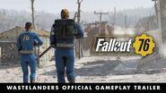 Fallout 76 — официальный трейлер игрового процесса обновления Wastelanders для E3 2019