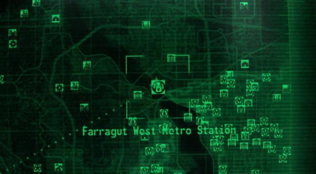 Stacja metra Farragut West