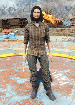 Fo4Flannel Shirt and Jeans.png