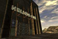 HELIOS One front door