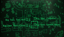 Common house loc map