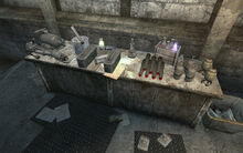 FO3 Adams Storage Facility loot