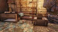 FO76 safecracker's shack (Random plan)