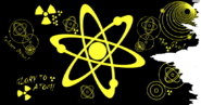 Fallout flags children of atom banner by thedemonhunter1-daddtx1