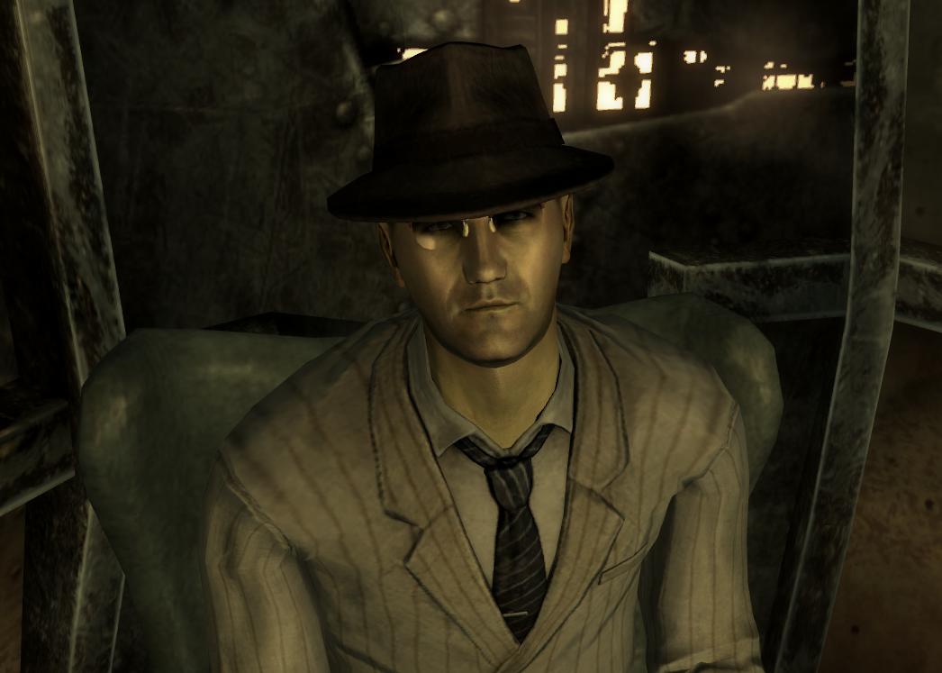 Burke (Fallout 3)