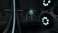 Alien captive recording log 25 cryo lab