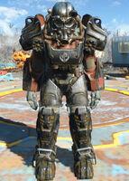 BOS Paladin armor