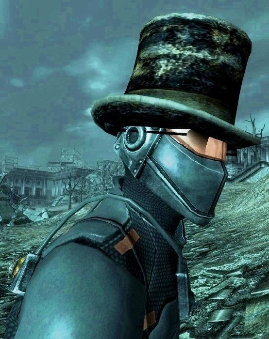 Chinese stealth armor with Lucky shades and Lincoln's hat.jpg