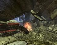 FNVLR Обрушившийся туннель