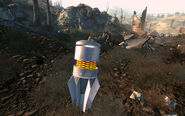 FO3MZ Alien homing beacon on