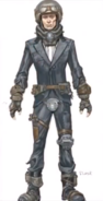 FO3 CA Merc charmer outfit
