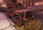 FO76 Loc vehicle 2