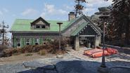 FO76 Pleasant valley cabins (Vip cabin)