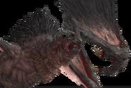 FO76 creature vulture profile