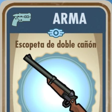 FOS Escopeta de doble cañón carta.png