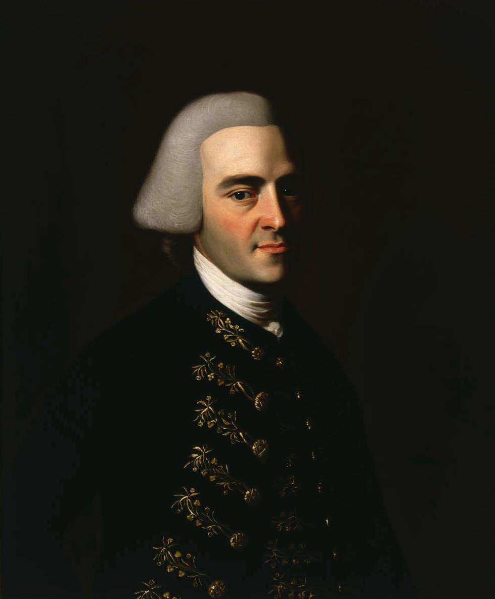 John Hancock (mundo real)