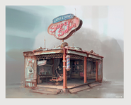 Art of Fo4 Kathy & John's Super Salon