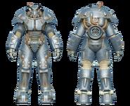 FO4 X-01 power armor vault tech