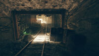 FO76 Abandoned mine Kittery (01)