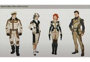 FO76 Enclave Officer Concept 2