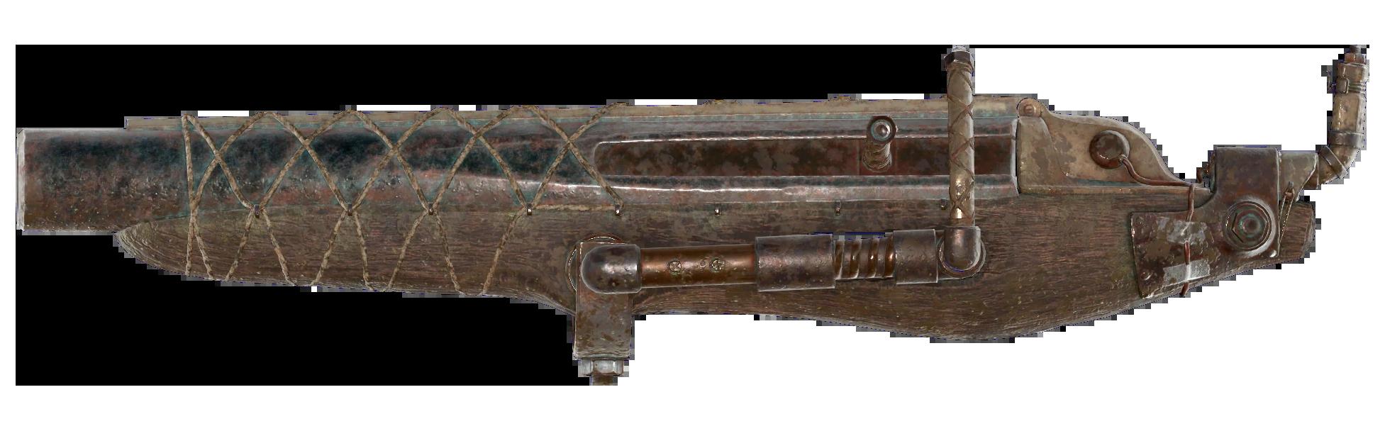 Harpoon gun (Fallout 76)