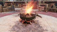 FO76 Palace of the Winding Path (During Guided Meditation)