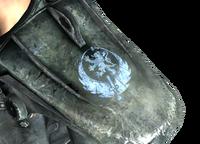 Lyons' Pride armor logo