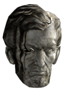 Abraham Lincoln's Head