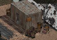 Dynamite MMB shack