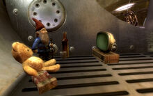 FO3 Bear and Gnome