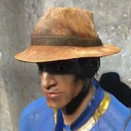 FO4 Грязная шляпа Н
