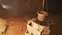 FO4 Old gullet sinkhole WSG7