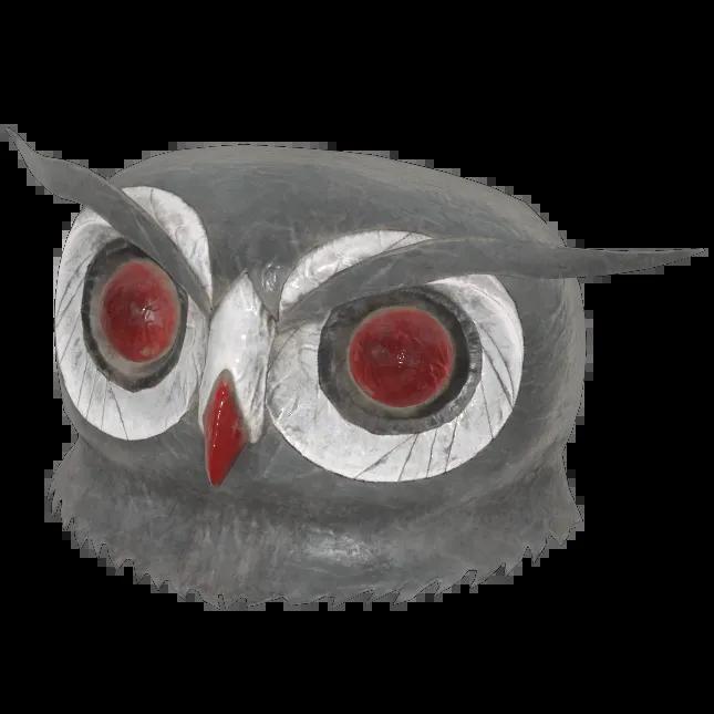 Fasnacht owl mask