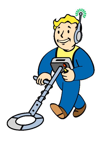 Кладоискатель (Fallout 76)