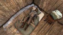 FO76 Kerwood mine (Corpse Miner Male 01)