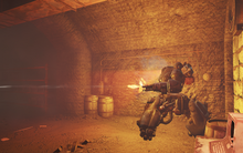 Fo4 sarge firing