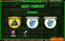 FoS Seventh Inning Stretch rewards