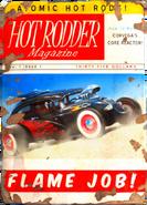 Hot rodder - flame job