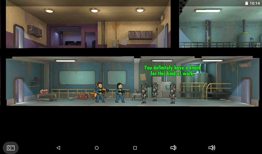 Taking out the Trash (Fallout Shelter)