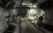 FO3 Taft Tunnel initiate