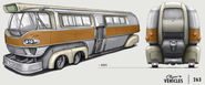 FO4 Art book bus front back