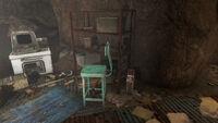 Virgil's laboratory mini nuke