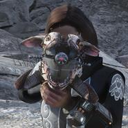 Atx skin weaponmodel assaultronheadgun sheepsquatch c3