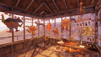 FO76 North Mountain lookout