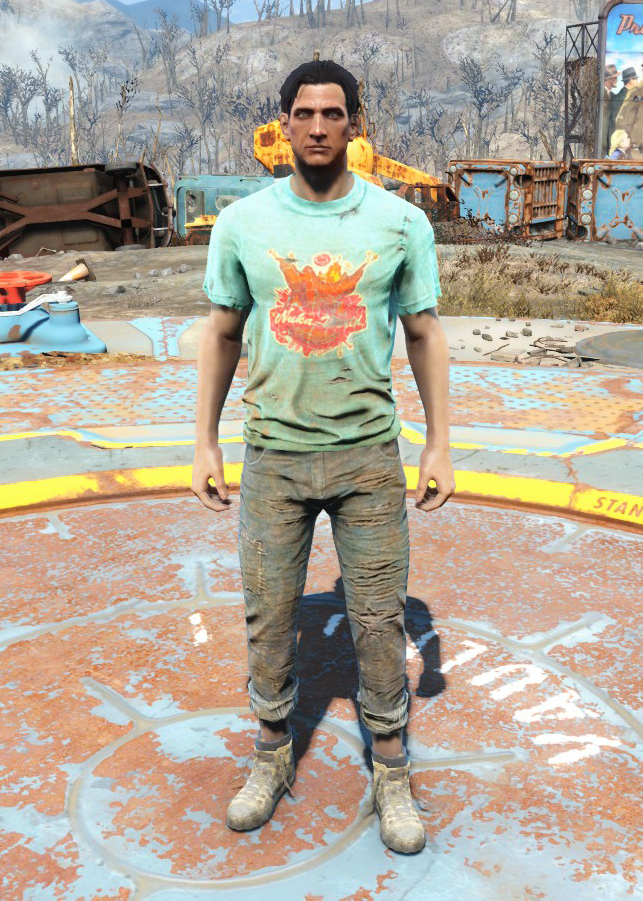 Nuka-World shirt & jeans (Nuka-World)
