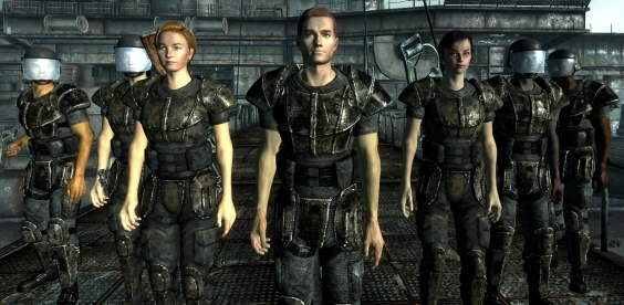 A Follower/Fallout Apprentice Qualifier Submission - L'eau Noir Enterprises