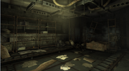 FO3 sewer management storage