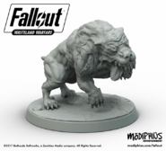 Fallout Wasteland Warfare mutant hound1