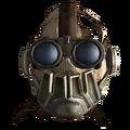 Maska i gogle lobotomity