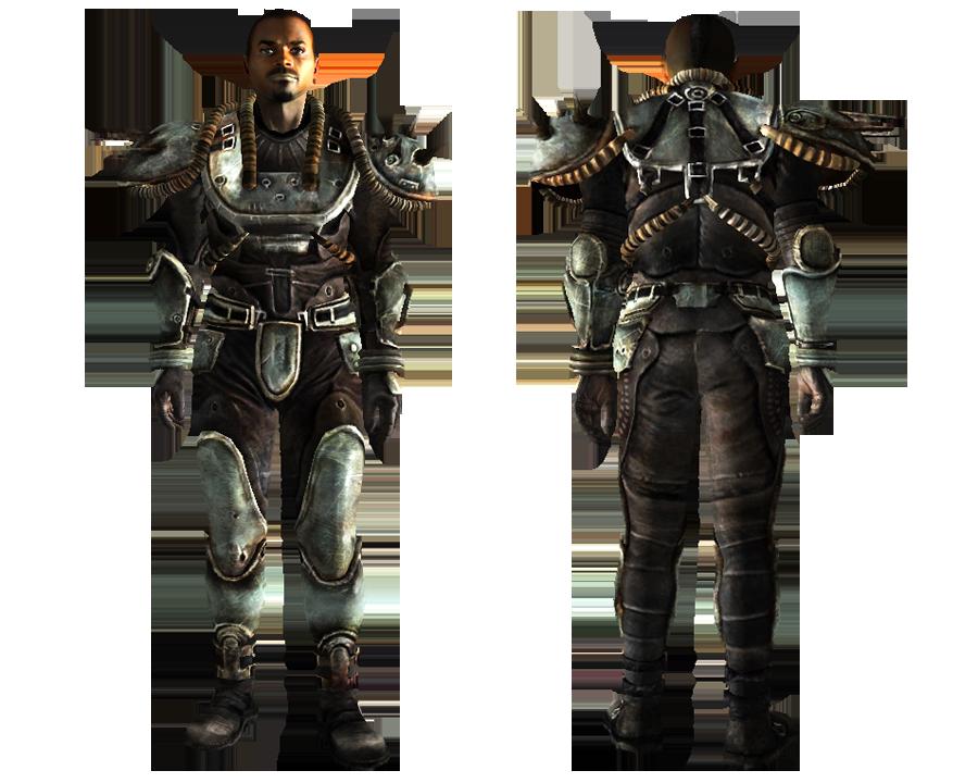 Gamma shield armor